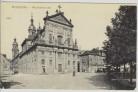 AK Würzburg Blick auf Michaeliskirche 1904