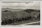 AK Foto Friedrichswald Bedřichov u Jablonce nad Nisou Weberbergbaude mit Jeschken bei Reichenberg Liberec Böhmen Tschechien 1940