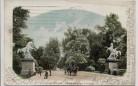 AK Stuttgart Kgl. Anlagen Rossebändiger v. Hofer 1903