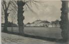 AK Oberschleißheim Kgl. Schloss und Gemälde-Galerie Schleissheim 1912