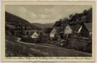 AK Mühlen im mittleren Höllgrund bei Waldkatzenbach u. Strümpfelbrunn im Odenwald 1940