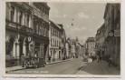 AK Foto Asch Adolf-Hitler-Straße Sudetengau Aš Tschechien 1940