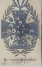 AK Die Deutschen Heldenführer Eisernes Kreuz Bismark Wilhelm Goeben 1870/71 Verlag Gustav Liersch Patriotika RAR
