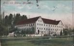 AK Homburg Schloss Klingenberg Kanton Thurgau Bezirk Frauenfeld 1910