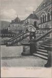 AK Goslar Partie am Kaiserhaus mit Dame 1910 Sammlerstück