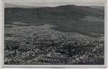 AK Darmstadt Eberstadt Ortsansicht mit Frankenstein Flugzeugaufnahme Feldpost 1941