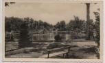 AK Foto Stollberg in Sachsen Walkteich 1940