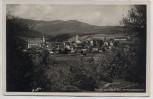 AK Foto Furth im Wald Ortsansicht mit Schwarzkoppe 1936