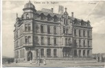 AK Gruss aus St. Ingbert Postamt Feldpost Aus militärischen Gründen verzögert 1917 RAR