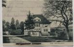 AK Château-Salins Salzburg Kaiserliche Oberförsterei Feldpost Lothringen Frankreich 1916