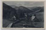 AK Drechslergrund bei Bad Charlottenbrunn Jedlina-Zdrój Schlesien Polen 1931