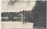 AK Foto Darmstadt Oberwaldhaus 1932