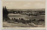 AK Foto Kassel Blick von Wilhelmshöhe auf Kirchditmold und Harleshausen 1935 RAR