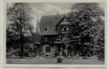 AK Schlitz in Hessen Jugendherberge u. Schullandheim Schloss Berleburg 1933