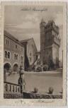 AK Braunfels Schloß mit Rittersaal 1914