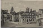 AK Braunfels Marktplatz 1914