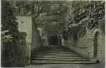 AK Braunfels Schloss Die Schlosstreppe 1914