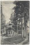 VERKAUFT !!!     AK Bad Sodental Soden b. Sulzbach am Main Schwedische Villa 1909 RAR
