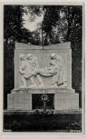 AK Foto Aurich Ehrenmal in der Burgstraße Kriegerdenkmal 1935