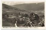 AK Warmensteinach im Fichtelgebirge Blick vom Höllfelsen b. Weidenberg 1939