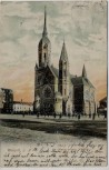 AK Rheydt Neue evang. Kirche b. Mönchengladbach 1904