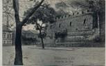 AK Mühlhausen in Thüringen Partie bei der Burg 1911 RAR