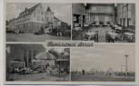 AK Mehrbild Arras Tanzdiele Gasthof Sanssouci b. Geringswalde 1935 RAR