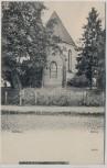 AK Goldberg (Mecklenburg) Kirche mit Kind 1905 RAR