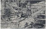 AK Künstler-Feldpostkarte Stille Nacht Heilige Nacht Im Felde 1914