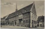 AK Merseburg Altes Rathaus Ratskeller 1909
