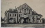AK Bad Langensalza Schützenhaus Feldpost 1917