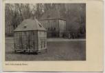 AK Weimar Goethes Gartenhaus mit Modell davor 1935 RAR