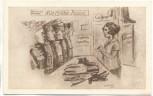 Künstler-AK Militär-Artikel Verlag E.Hunziker Aarau 1924