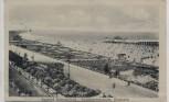 AK Seebad Swinemünde Świnoujście Strandpromenade Westseite Pommern Polen 1926