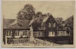 AK Barlt in Holstein Gustav Frenssens Geburtshaus 1929