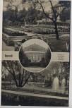 AK Foto Bayreuth Festspielhaus Terrassen und Parkanlagen 1930