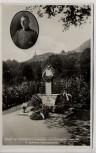 AK Foto Schönau im Schwarzwald Schlageters Grabstätte und Schlageter-Denkmal 1935