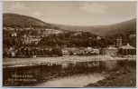AK Foto Miltenberg am Main Blick von der Mainbrücke 1920