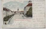 AK Schüttenhofen Sušice Marktplatz Tschechien 1900