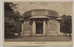 AK Jena Ernst-Abbe-Denkmal 1920