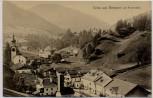 AK Gries am Brenner mit Feuerstein Tirol Österreich 1910