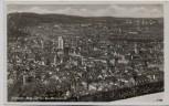 AK Foto Stuttgart Blick von der Bopserwaldstrasse 1935 RAR