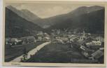 AK Scharnitz Ortsansicht Tirol Österreich 1910