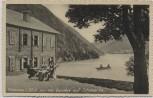 AK Achensee Blick von der Gaisalpe auf Scholastika b. Eben Tirol Österreich 1920