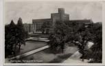 AK Foto Oberhausen Rathaus mit Grillopark 1939