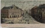 AK Ludwigsburg Myliusstraße 1903