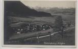 AK Foto Rettenberg im Allgäu Ortsansicht 1930