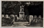 AK Foto Leutkirch im Allgäu Kriegerdenkmal 1935