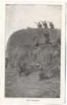 AK 1. Weltkrieg Auf Vorposten Soldaten mit Gewehr 1916