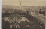 AK Kehl am Rhein Blick auf die Commisionsinsel Prüfstempel 1915